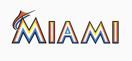 Font Miami Marlins Logo