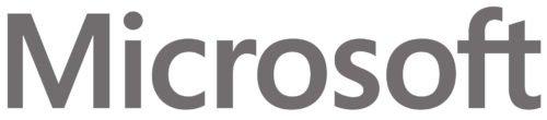 Font Microsoft Logo