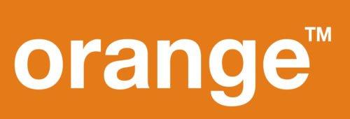 Font Orange Logo