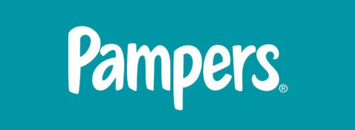 Meaning Pampers logo and symbol | history and evolution | 500 x 183 jpeg 8kB