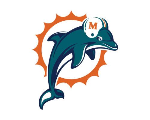 Logo Miami Dolphins