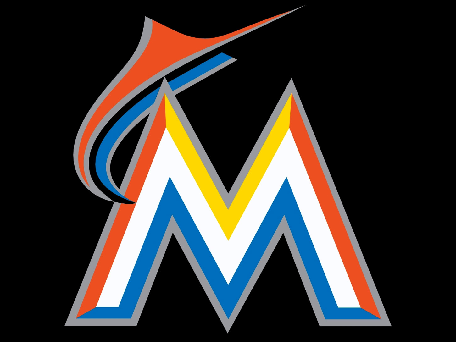 Miami Marlins Logo Miami Marlins Symbol Meaning History