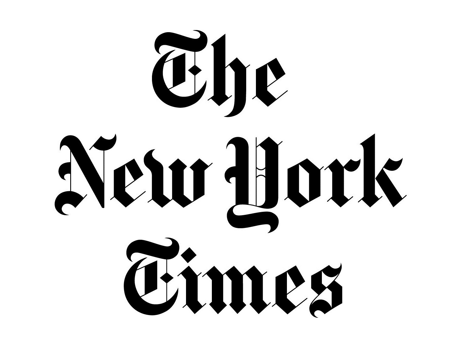 Francois Illas New Tradition: Meaning New York Times Logo And Symbol