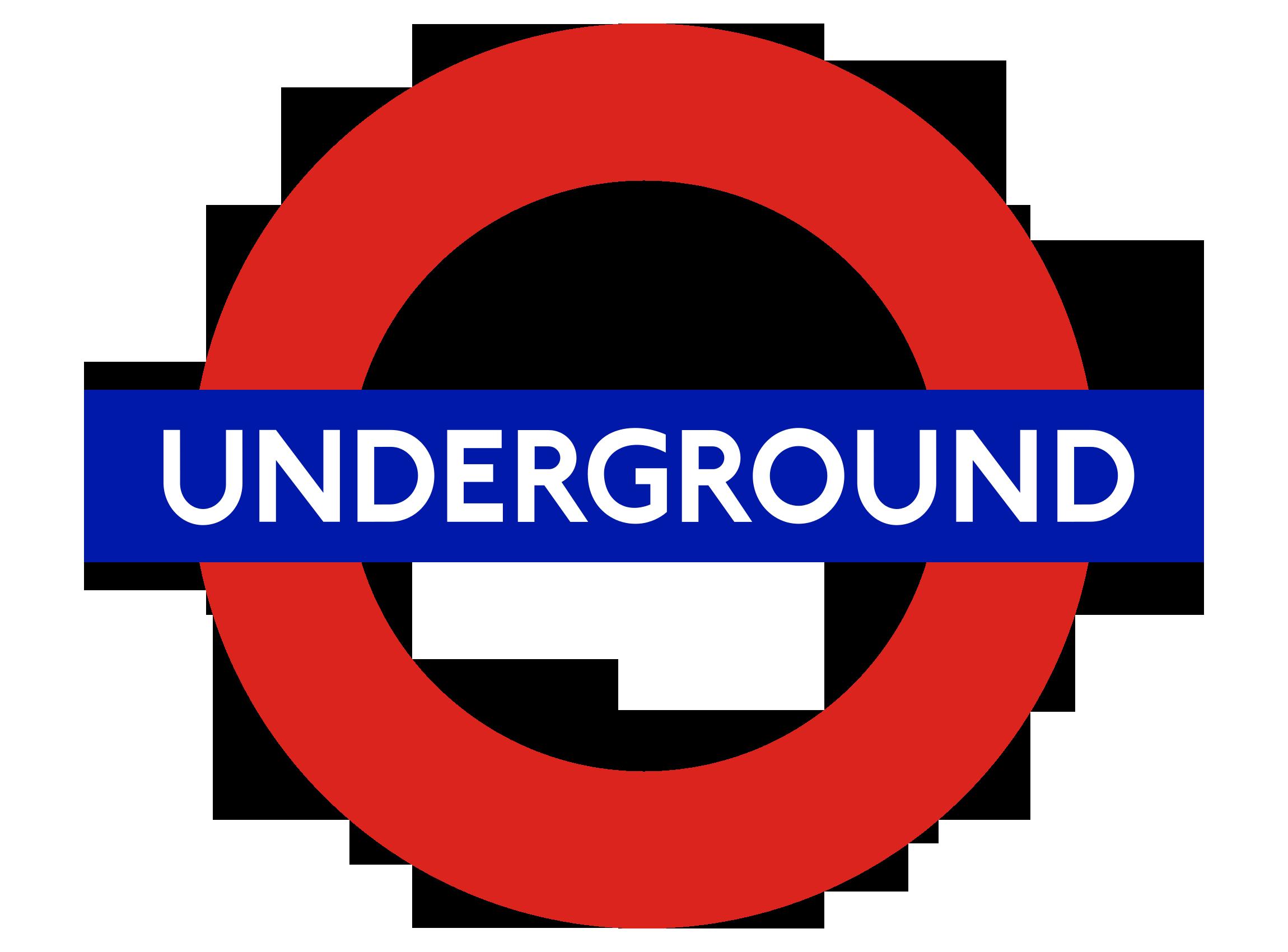 London Underground Logo London Underground Symbol Meaning History