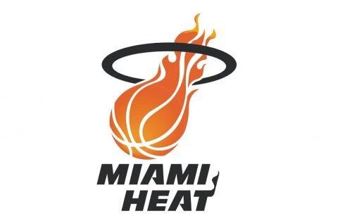 Miami Heat Logo 1988