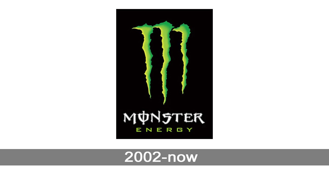 Meaning Monster Energy Logo And Symbol   History And Evolution