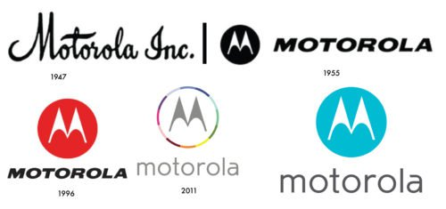 Motorola logo history