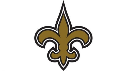 New Orleans Saints Logo 2000
