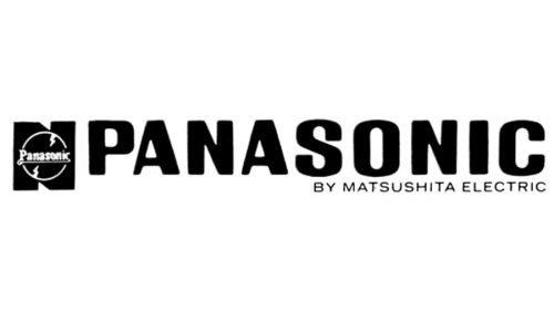Panasonic Logo 1966