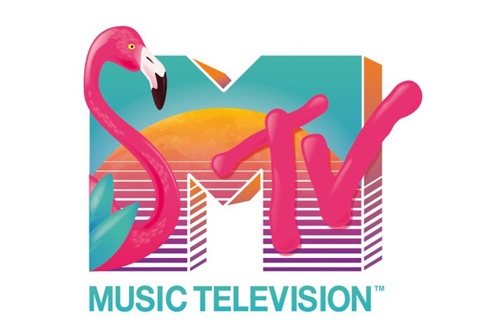 The History of MTV and Their Logo
