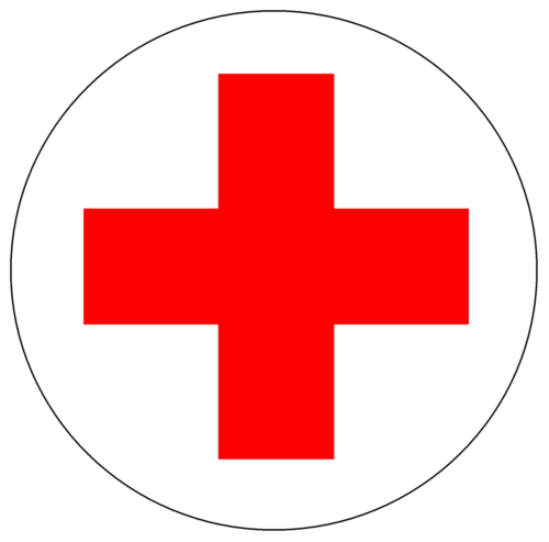 American Red Cross emblem