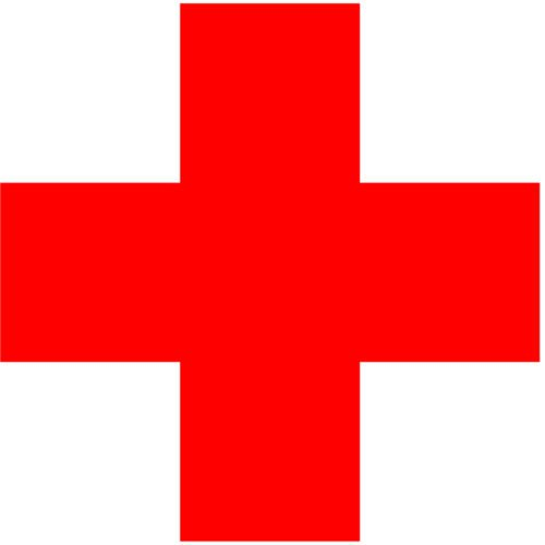 Color American Red Cross Logo