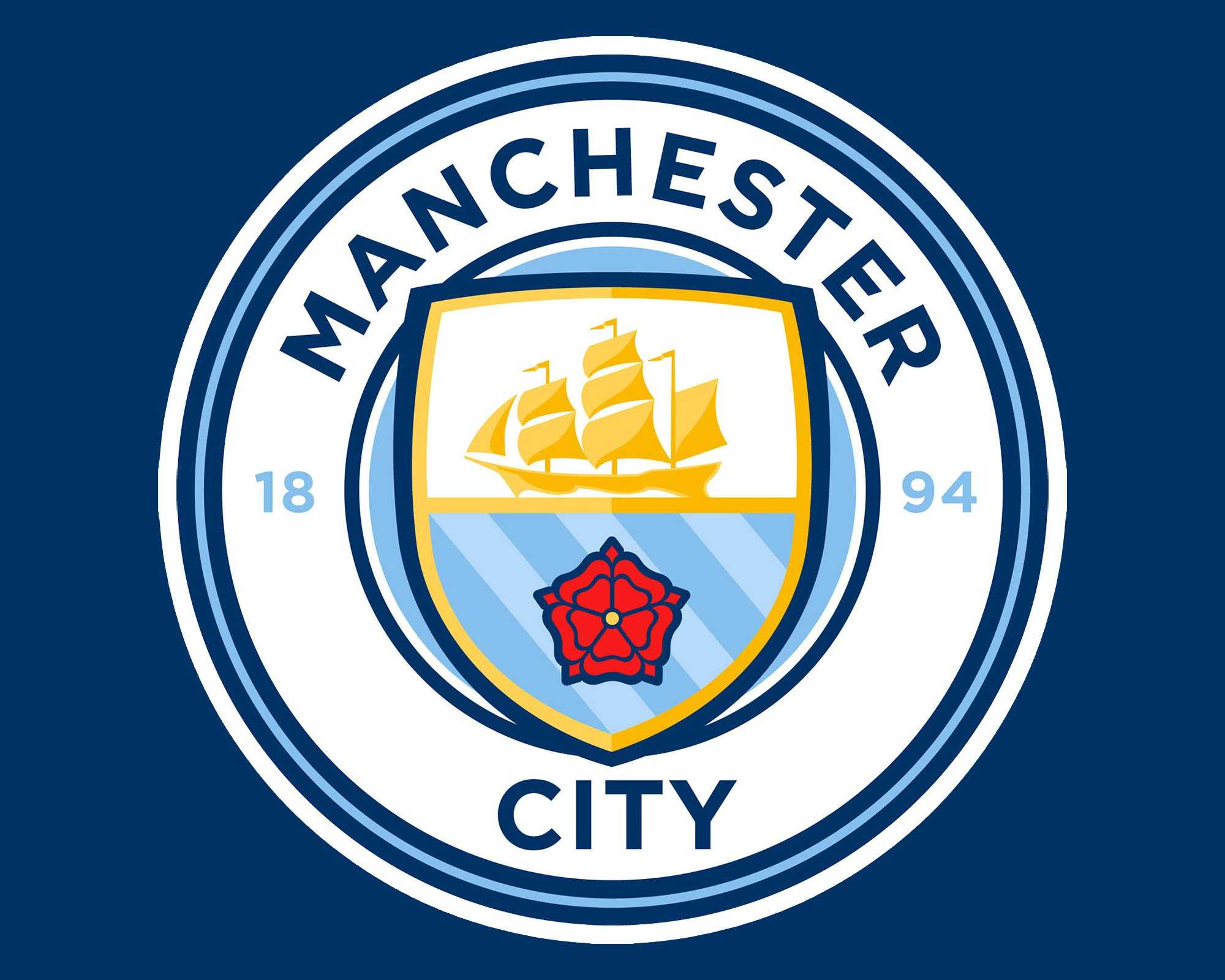 Manchester City: Manchester City Logo, Manchester City Symbol, Meaning