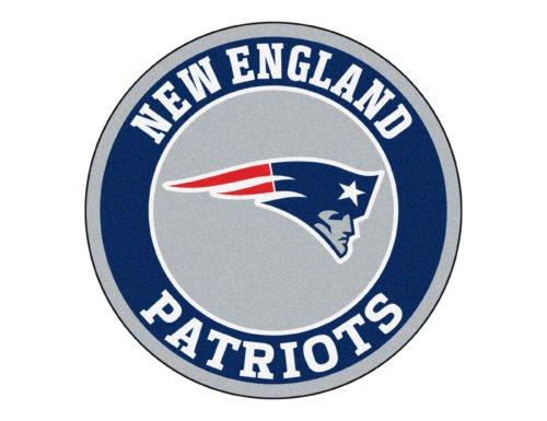 Color New England Patriots Logo