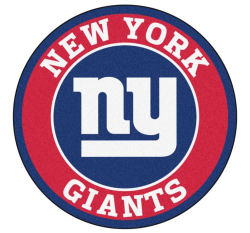 Color New York Giants Logo