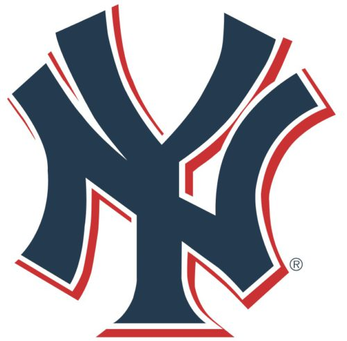 Color of the New York Yankees Logo
