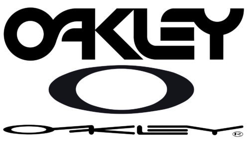 Color Oakley Logo