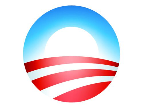 Color Obama Logo
