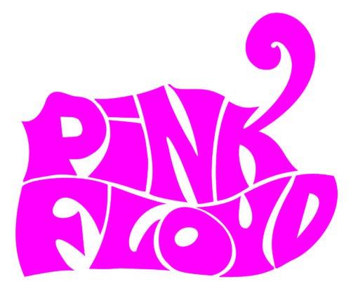 Color Pink Floyd Logo