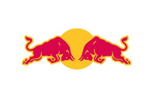 Color Red Bull Logo