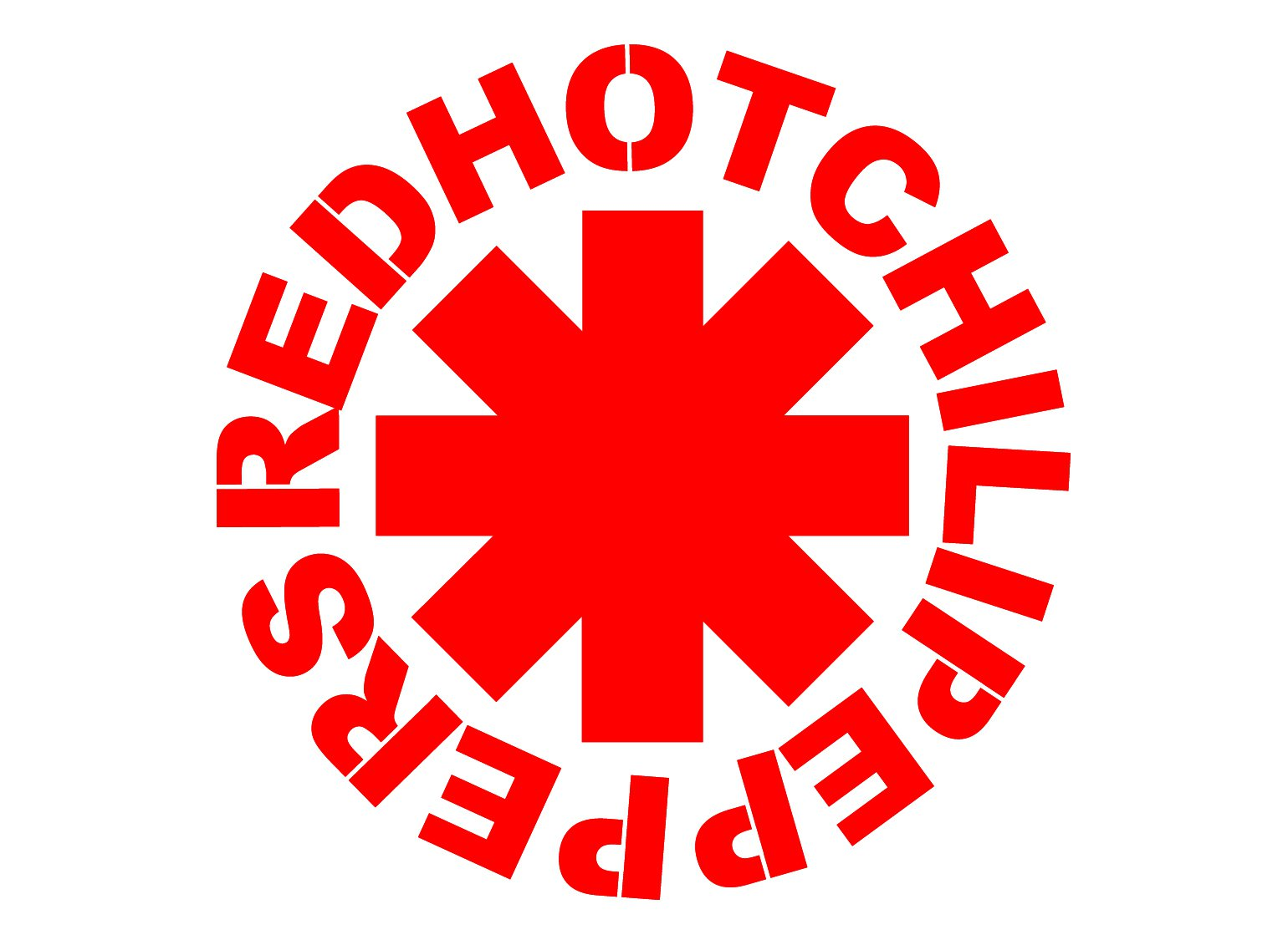 Red Hot Chili Peppers Logo Red Hot Chili Peppers Symbol Meaning