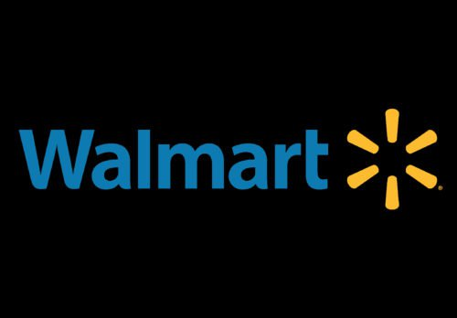 Color of the Walmart logo
