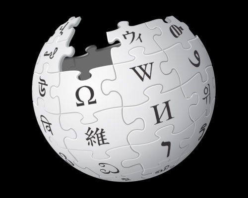 Color Wikipedia logo