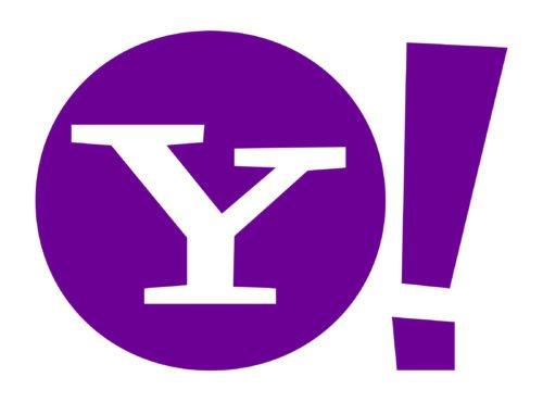 Color Yahoo logo
