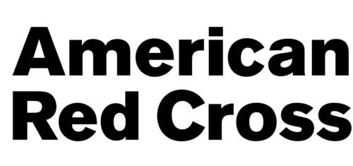 Font of the American Red Cross Logo