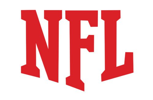 Font of the NFL Logo
