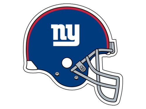 Font New York Giants Logo