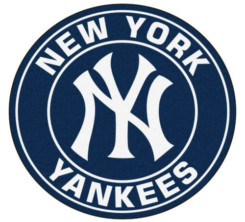 Font of the New York Yankees Logo