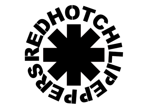 Font Red Hot Chili Peppers Logo