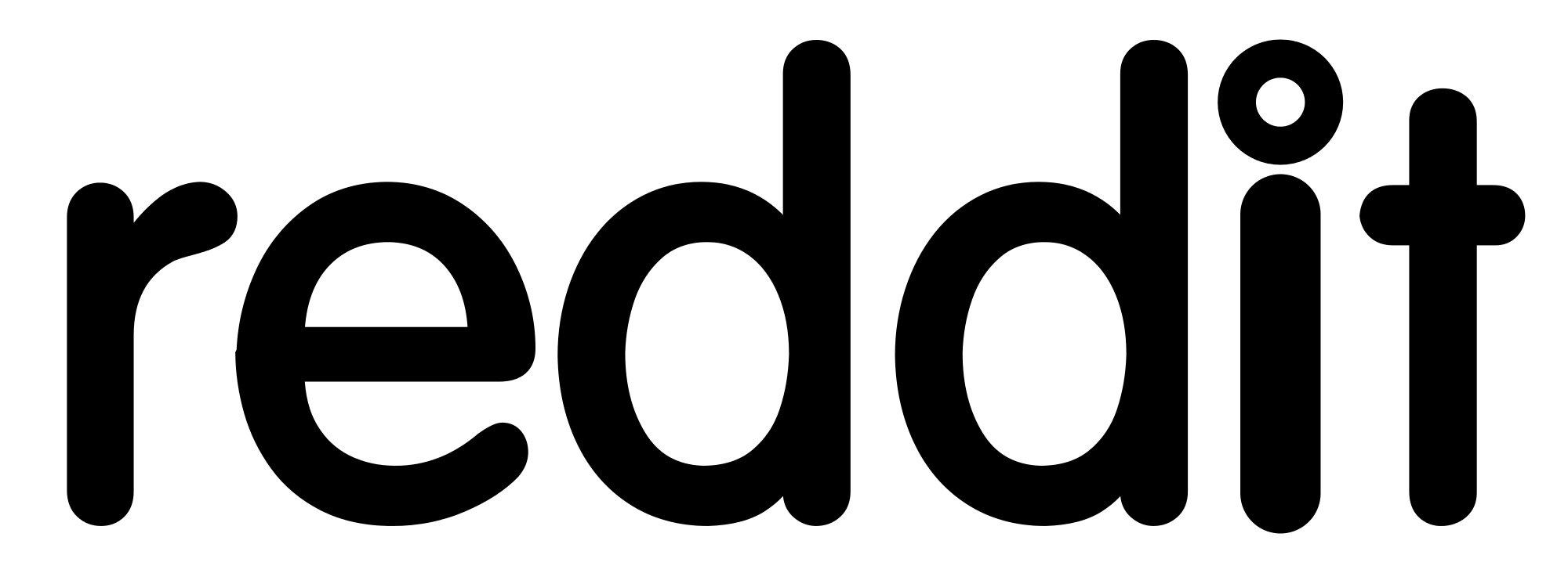 Reddit - Font Reddit Logo