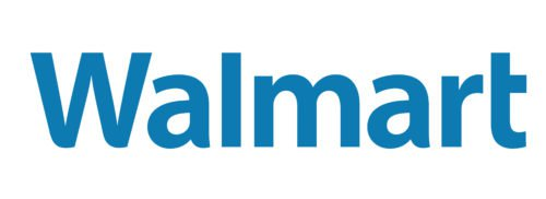 Font of the Walmart logo