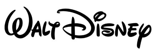 Font Walt Disney logo