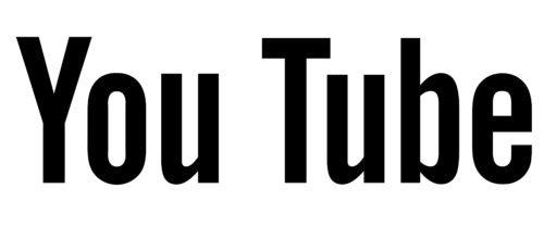 Font YouTube logo