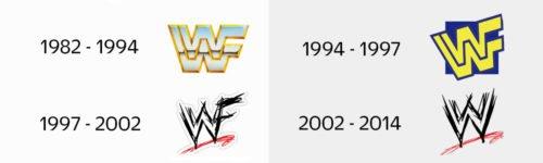 History WWE logo