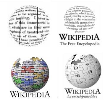 History Wikipedia logo
