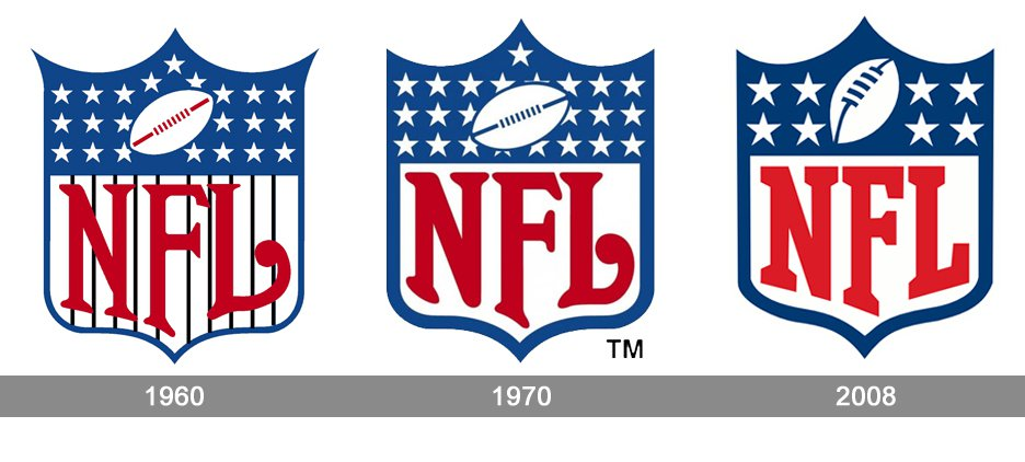 national football league logo nfl symbol meaning history and rh 1000logos net NFL Logos to Print free nfl team logos clip art