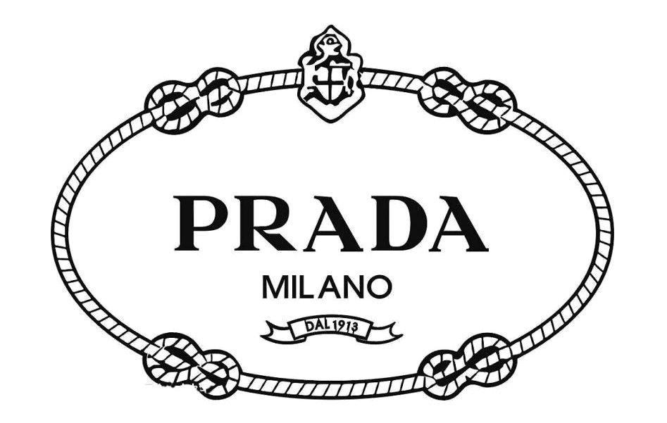 Kết quả hình ảnh cho logo prada