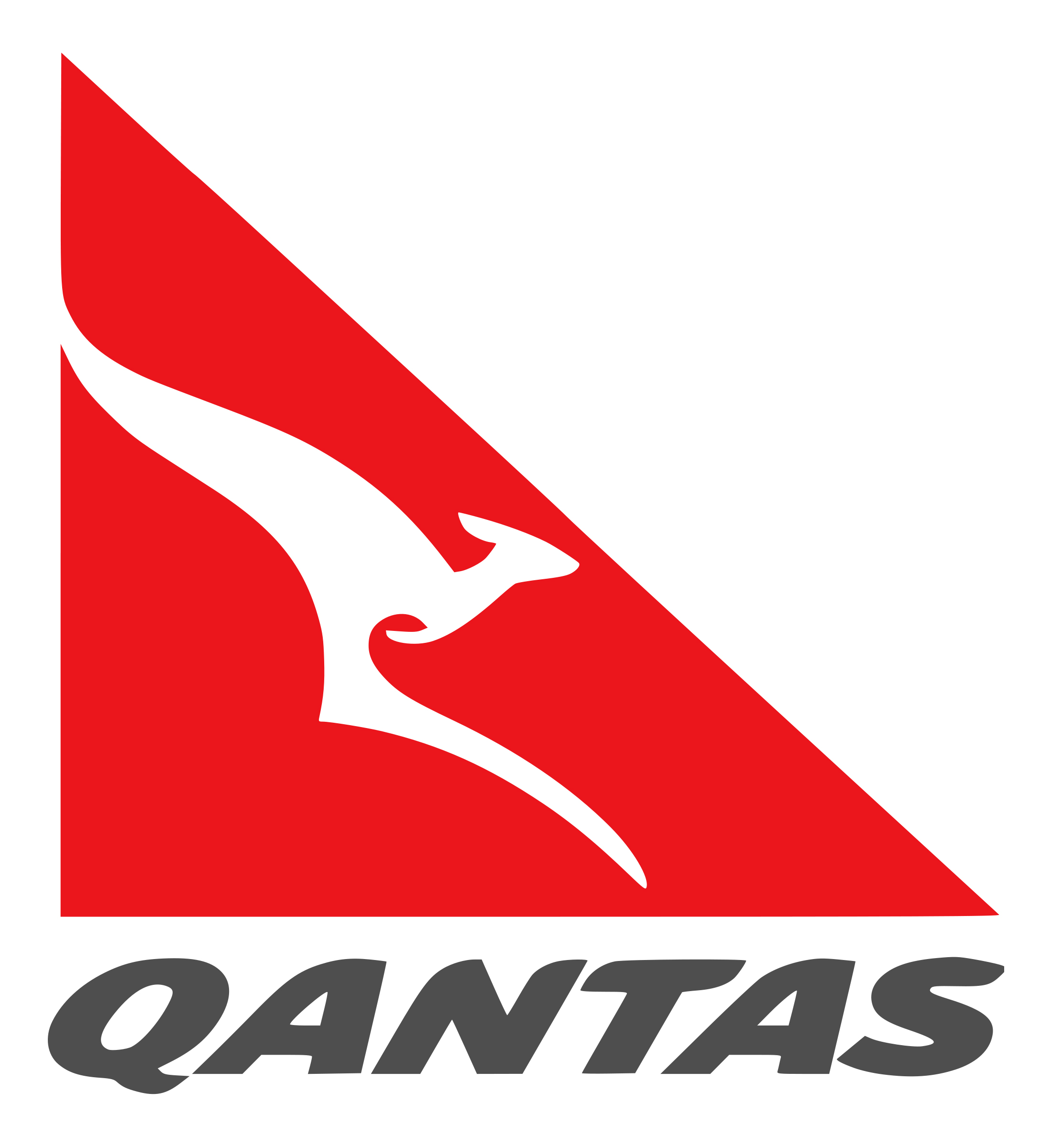 Meaning Qantas Logo And Symbol History And Evolution