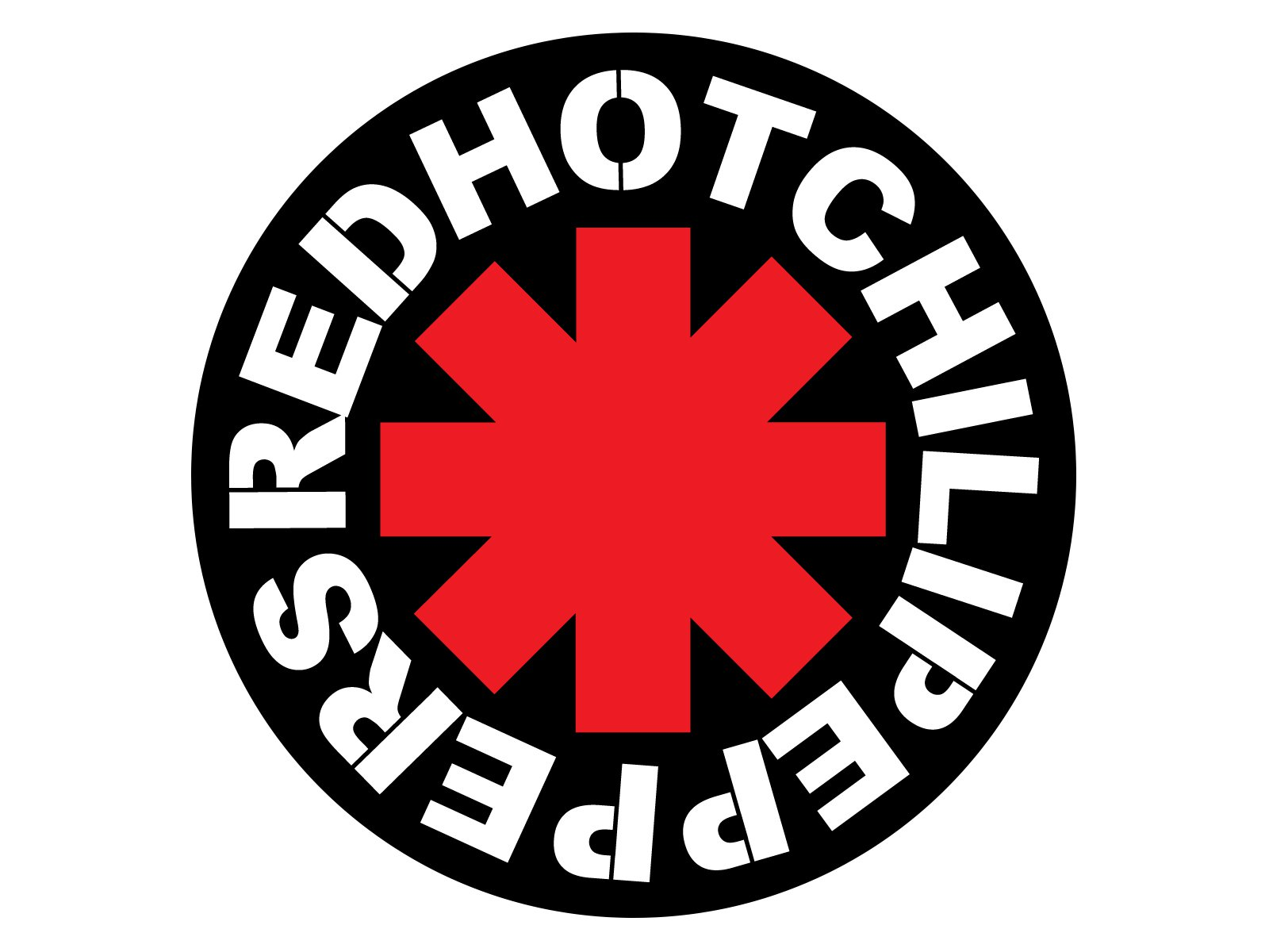 Red Hot Chili Peppers Logo, Red Hot Chili Peppers Symbol ...