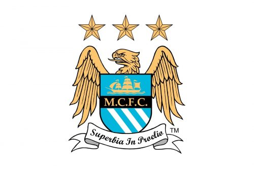 Manchester City Logo 1997