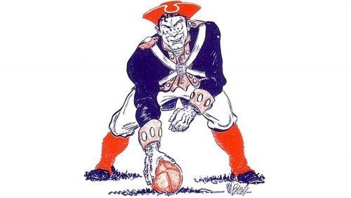 New England Patriots Logo 1961