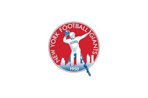 New York Giants Logo 1950
