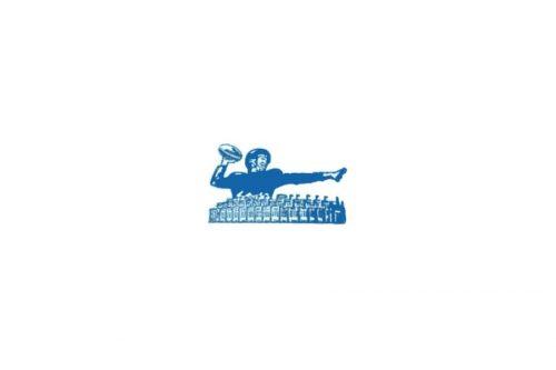 New York Giants Logo 1956