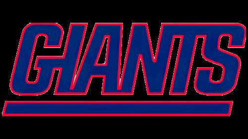 New York Giants Logo 1976