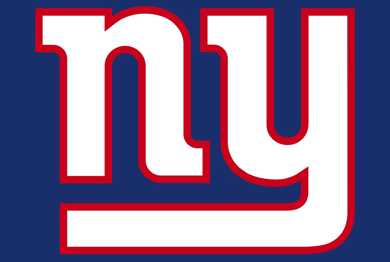 It's just a graphic of Sly New York Giants Logos