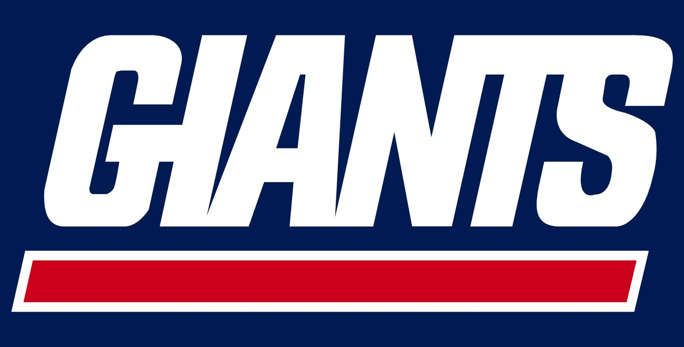 It's just an image of Versatile New York Giants Logos